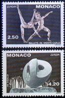 MONACO 1993 Mi-Nr. 2120/21 A ** MNH - CEPT - Monaco