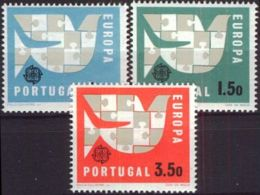 PORTUGAL 1963Mi-Nr. 948/49 ** MNH - CEPT - Europa-CEPT