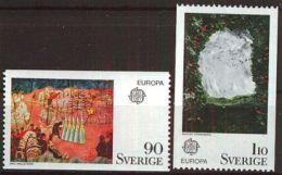 SCHWEDEN 1975 Mi-Nr. 899/00 ** MNH - CEPT - Nuovi