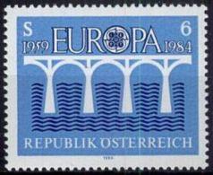ÖSTERREICH 1984 Mi-Nr. 1772 ** MNH - CEPT - Europa-CEPT