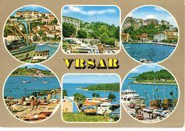 Vrsar Mehrbildkarte Aus 1977 - Jugoslawien