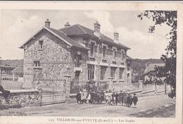Villebon-sur-Yvette/91/Les écoles/ Réf:fm355 - Autres Communes