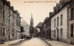 Carentoir: L'Arrivée, Route De Tréal. - France