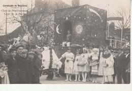 Cavalcade De Bracieux-Char De Nostradamus.Char De La Reine. - Autres Communes