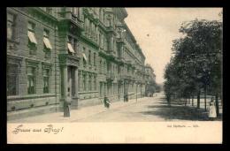 TCHEQUIE - GRUSS AUS PRAG - DER STADTPARK - Czech Republic