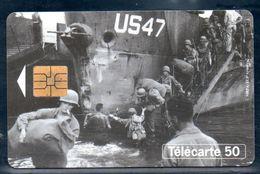 C051 / France F479 Débarquement AOUT 44 - US47 50U-SO3 1994 - France