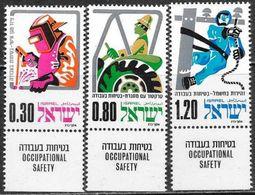 Israele/Israel/Israël: Sicurezza Sul Lavoro, La Sécurité Au Travail, Job Security - Fabbriche E Imprese