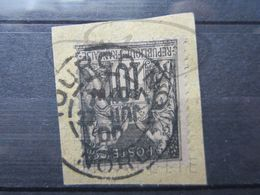 """VEND BEAU TIMBRE DE FRANCE N° 103 , OBLITERATION """" TOURCOING """" !!! - 1898-1900 Sage (Type III)"""