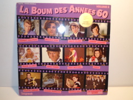 33 TOURS LA BOUM DES ANNEES 60 IMPACT 6886952 VOLUME 2 - Compilations