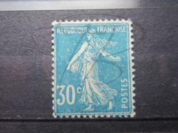 VEND BEAU TIMBRE DE FRANCE N° 192 , BLEU PALE , XX !!! - 1906-38 Semeuse Camée