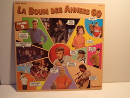 33 TOURS LA BOUM DES ANNEES 60 IMPACT 6886955 VOLUME 5 - Compilations