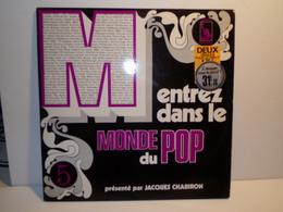 33 TOURS X 2 ENTREZ DANS LE MONDE DU POP UNITED ARTISTS 83446 - Disco & Pop