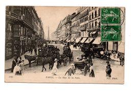 75 - PARIS . LA RUE DE LA PAIX - Réf. N°7900 - - Francia