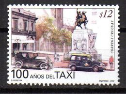 Sello Nº 2054 Uruguay - Uruguay