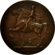 Belgique, Médaille, Exposition Universelle De Bruxellles, 1910, Devreese, TTB - Other