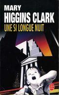 Une Si Longue Nuit Par Mary Higgins Clark (ISBN 2253171395 EAN 9782253171393) - Livres, BD, Revues