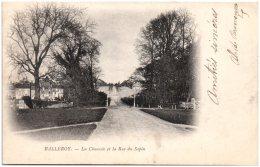 14 BALLEROY - La Chaussée Et La Rue Du Sapin - Frankrijk