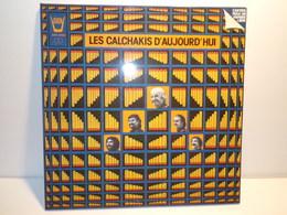 33 TOURS LES CALCHAKIS ARION ARN 34680 CANTARA PARA UN HUMBRE LIBRE - World Music