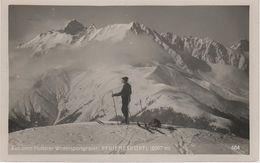 AK Mutterer Wintersportgebiet Pfriemesköpfl Ski Skifahrer Winter A Mutters Natters Götzens Axams Innsbruck Tirol - Mutters