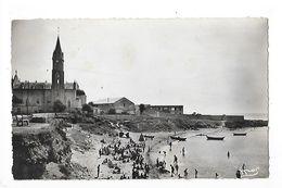 SETE  (cpsm 34)  La Corniche - Chapelle Du Lazaret   -  L 1 - Sete (Cette)
