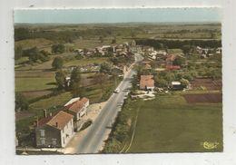 Cp,  , 16 , Charente , TAPONNAT - FLEURIGNAC , Vue Générale Aérienne De Taponnat , Ed. Combier ,vierge - Frankreich