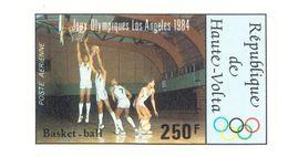 SELLOS SIN DENTAR ALTO VOLTA JJ.OO. LOS ÁNGELES 1984 - Summer 1984: Los Angeles