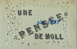 MOL : Une Pensée  ( 1905 Met Zegel ) - Mol