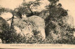 26. Saint Barthelemy De Vals. Les Rochers Qui Dansent - France
