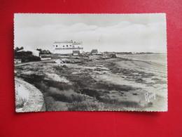 CPA 85 ILE DE NOIRMOUTIER LA GUERINIERE PLAGE COTE MAISON ND DE BON SECOURS - Ile De Noirmoutier