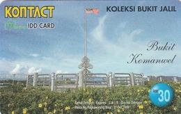 MALAYSIA - KOLEKSI BUKIT JALIL,  Kontact - STD & IDD Prepaid Card , 12/99, Used - Malaysia