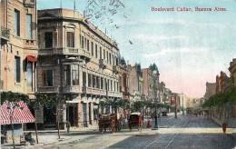 Argentina - Buenos-Aires - Boulevard Callao - Argentine