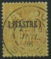 Levant (1885) N 1 (o) - Gebruikt