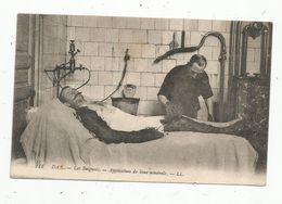 Cp , 40 , DAX ,  Les Baignots , Application De Boue Minérale, Voyagée 1910 , F.M. - Dax
