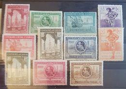 Guinea N° 191/201. Sin Charnela. - Guinea Española