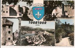 L10J106 - Tourtour - Carte Multivues  - Combier - France