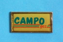 1 PIN'S //   ** CAMPO GAZ ** - EDF GDF