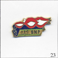 Pin's - Banque - BNP / ASC Paris - Le Chant Choral. Est. Ballard. Zamac. T105-23 - Banques