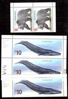 Canada YT N° 1539 (2) Et N° 2543 (3) Neufs ** MNH. TB. A Saisir! - 1952-.... Règne D'Elizabeth II