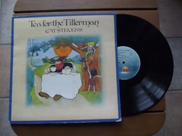 Cat Stevens  – Tea For The Tillerman - Rock