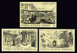 CYPRUS 1984 - Set MNH - Nuovi