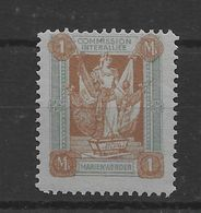 Sello De Marienwerder Nº Michel 11 (**). - Besetzungen 1914-18