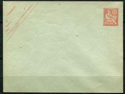 Entier N° 125-E3 Y Et T, N° 24 ACEP - Postal Stamped Stationery