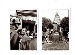 Grande Cpm Lot 4 - Daniel Cohn-Bendit - Henri Cartier Bresson Bruno Barbet Mai 1968 PARIS - Politique Affiches CAILLOU - Manifestazioni