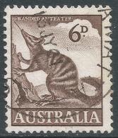 Australia. 1959-64 Definitives. 6d Used. SG 316 - 1952-65 Elizabeth II : Pre-Decimals