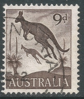 Australia. 1959-64 Definitives. 9d Used. SG 318 - 1952-65 Elizabeth II : Pre-Decimals