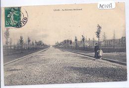 LILLE- LE NOUVEAU BOULEVARD - Lille