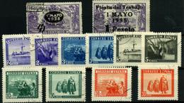 2238- España Nº 761/2 Y SH 849 - 1931-Aujourd'hui: II. République - ....Juan Carlos I
