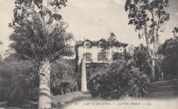 CAP-d'ANTIBES: La Villa Thuret - Cap D'Antibes - La Garoupe