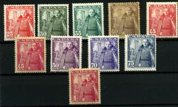 2244- España Nº 1024/32 - 1931-Today: 2nd Rep - ... Juan Carlos I