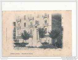71 CHALON SUR SAONE MONUMENT CHABAS - Chalon Sur Saone
